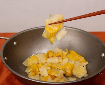 高粱酒粕黃金酸白菜